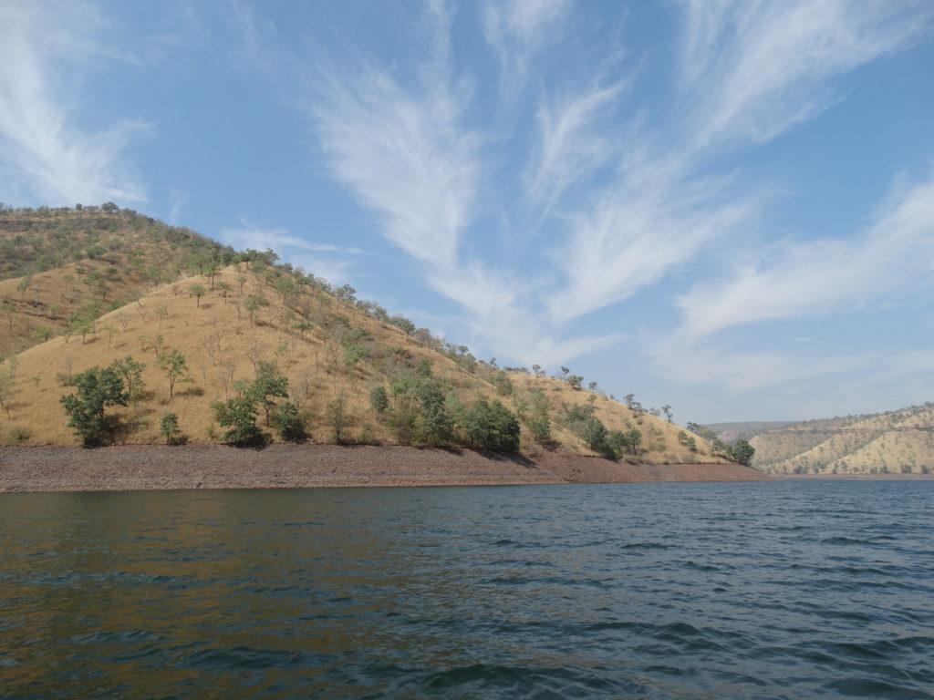 On the Way to Akka Mahadevi Caves