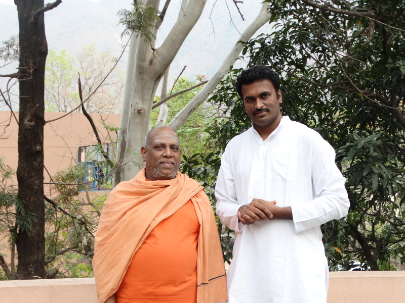 Wish Swami Shivabhakatanandaji