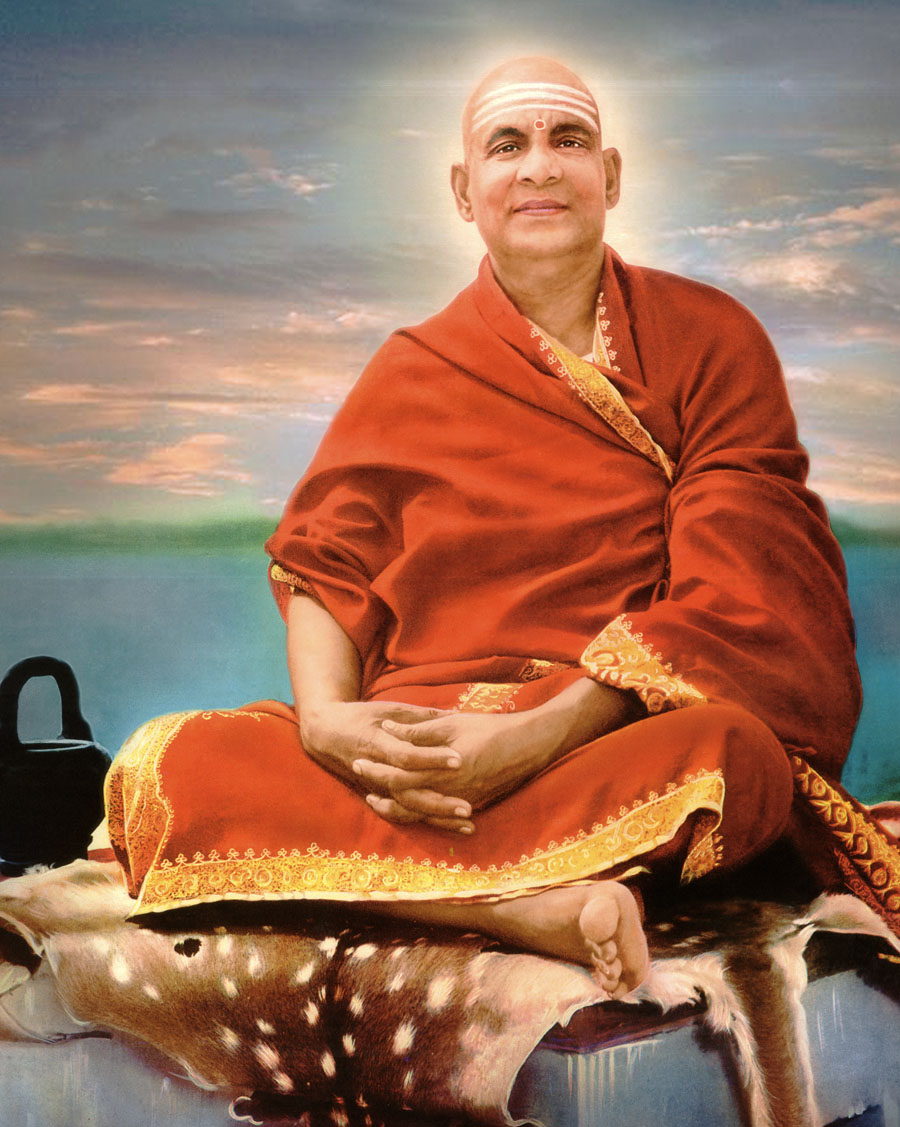 Swami Sivananda, a great saint and the founder of Divine Life Society
